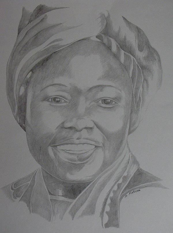 Wangari Muta Maathai